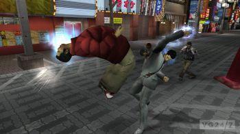 Yakuza 1&2 HD: livello di difficoltà abbassato nella versione WiiU