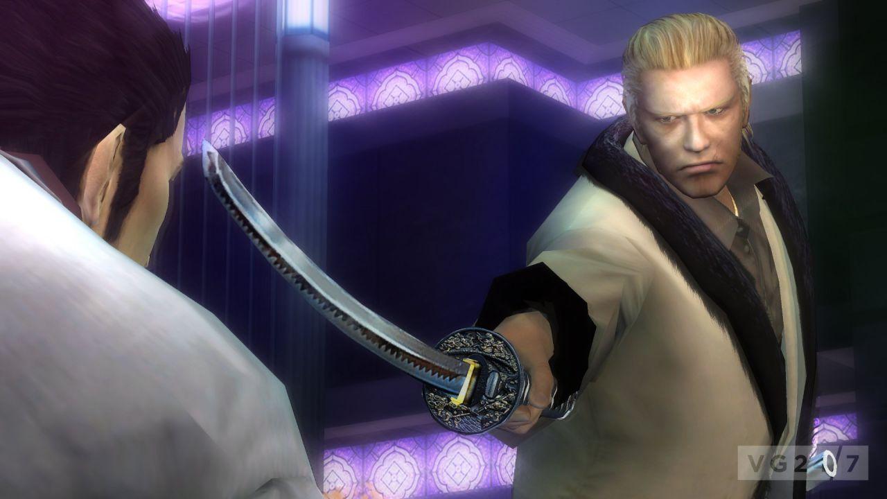 Yakuza 1 & 2 HD: nuove immagini mostrano un porting Wii U pulito