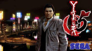 Yakuza 5 debutta su PlayStation Store con un trailer di lancio