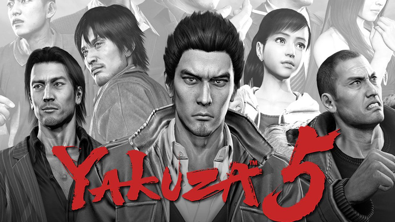 Yakuza 5 disponibile sul PlayStation Store europeo