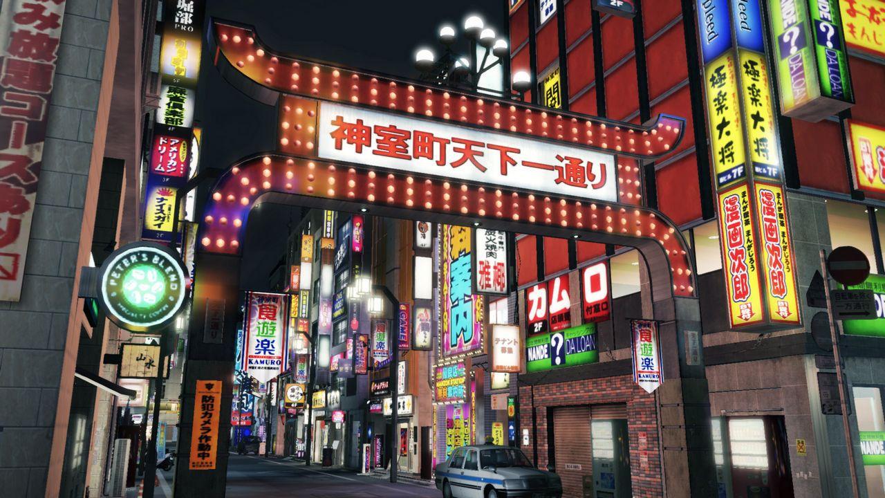 Yakuza 5: distribuito mezzo milione di copie in Giappone