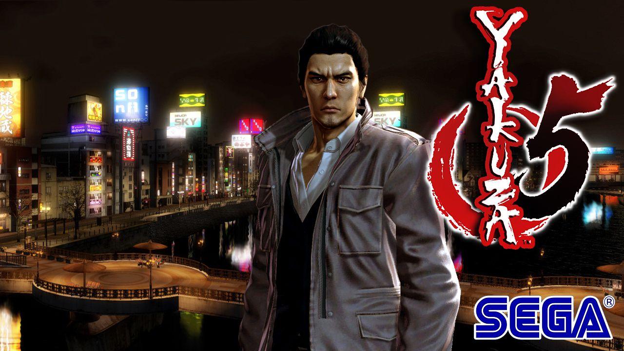 Yakuza 5 sbarcherà in occidente a metà novembre