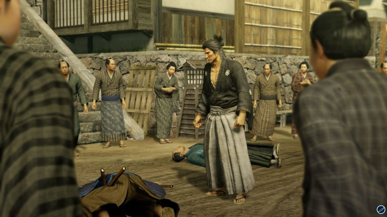Yakuza: Ishin, un nuovo gameplay video