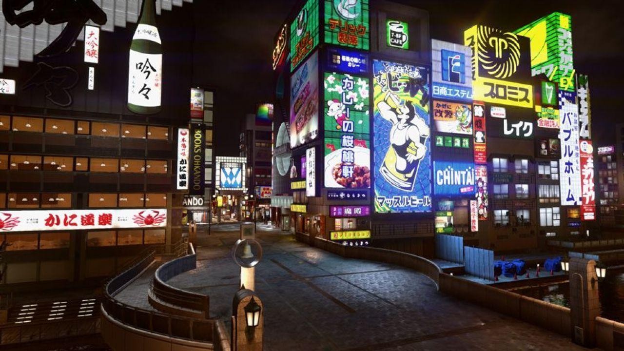 Yakuza Kiwami 2 a breve su PC? SEGA pubblica un Teaser sulla sua pagina Steam