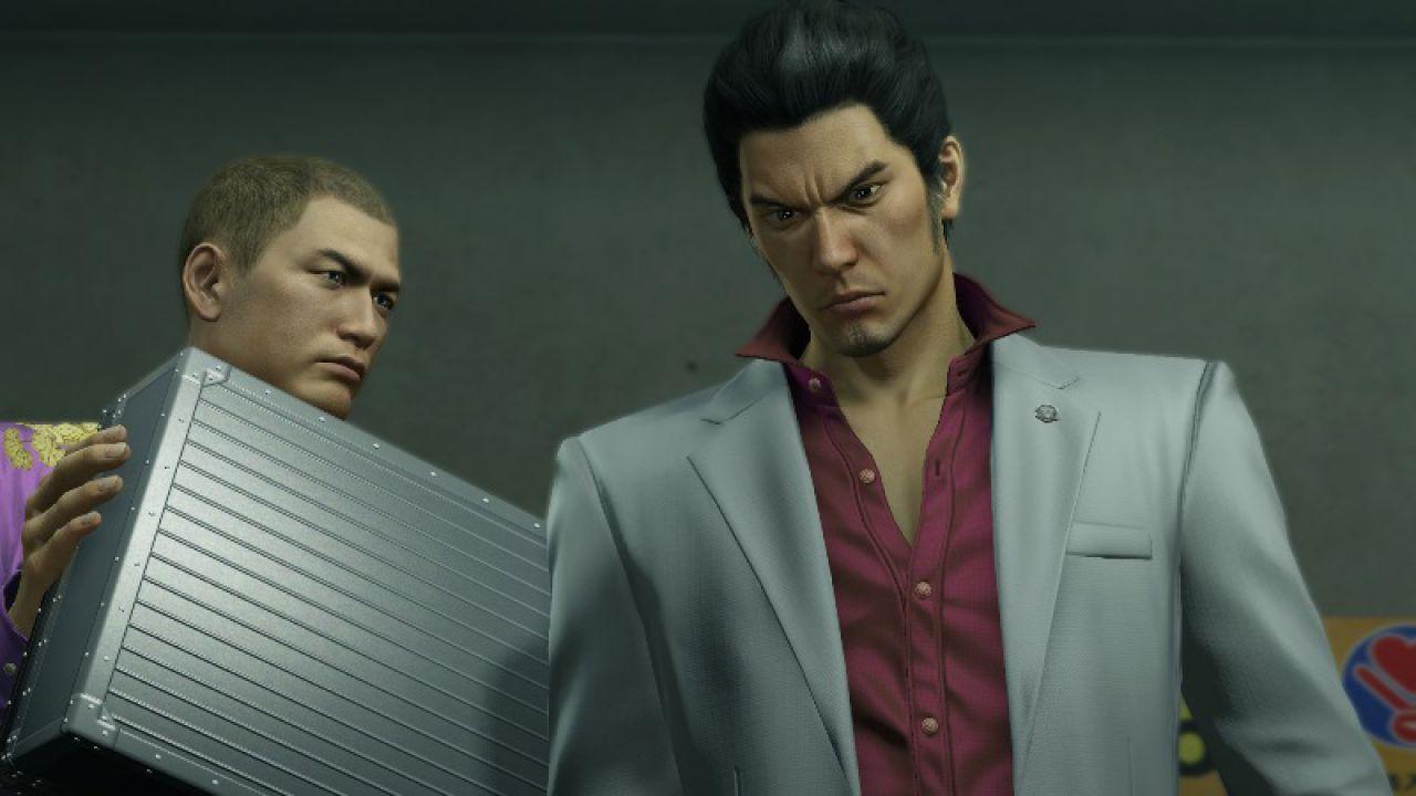 Yakuza Kiwami: nuove immagini del gioco