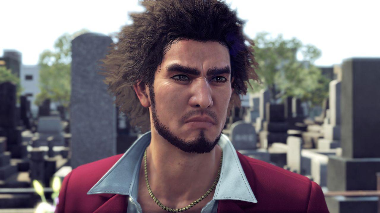 Yakuza Like a Dragon sarà un altro gioco di lancio di Xbox Series X e S