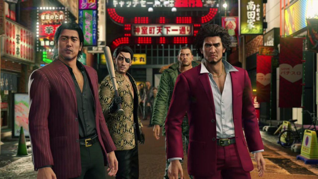 Yakuza Like A Dragon: la guida alle professioni dei personaggi