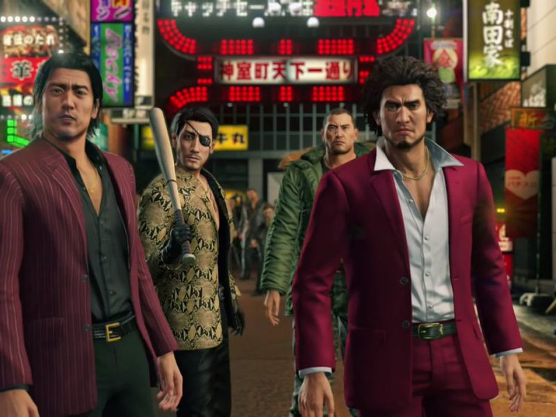 Yakuza Like A Dragon: The guide to the professions of the characters