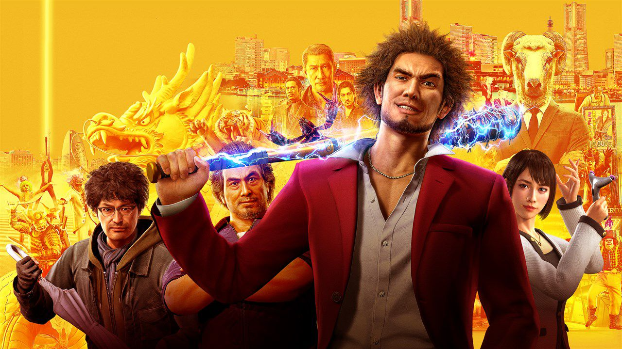 Yakuza Like A Dragon piratato su PC, SEGA incolpa SteamDB ma non c'entra nulla