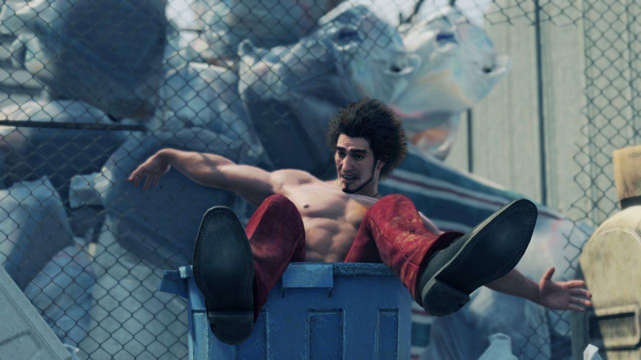 Yakuza Like A Dragon per PS5 esce nel 2021, confermato l'aggiornamento gratis