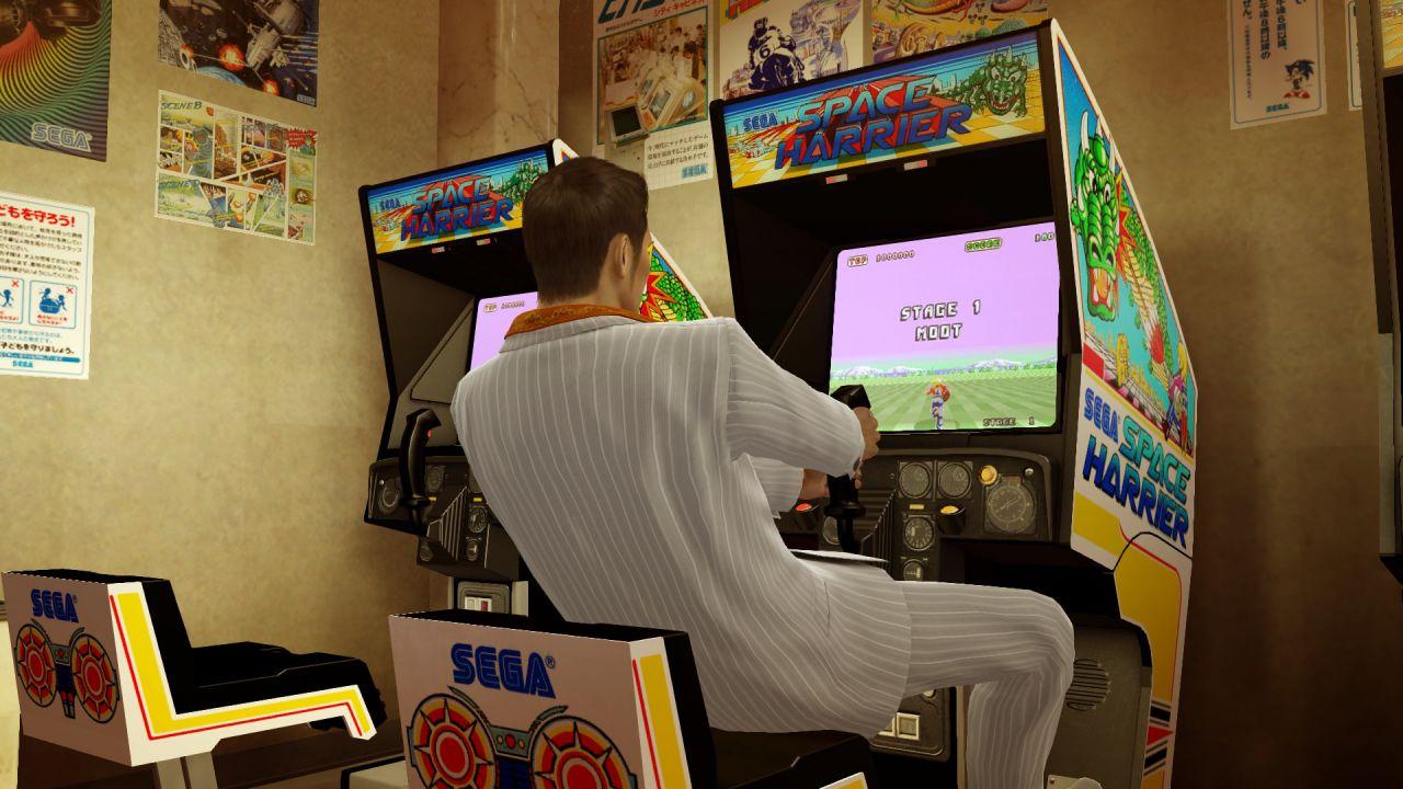 Yakuza Zero, nuove immagini per le hostess e i minigiochi