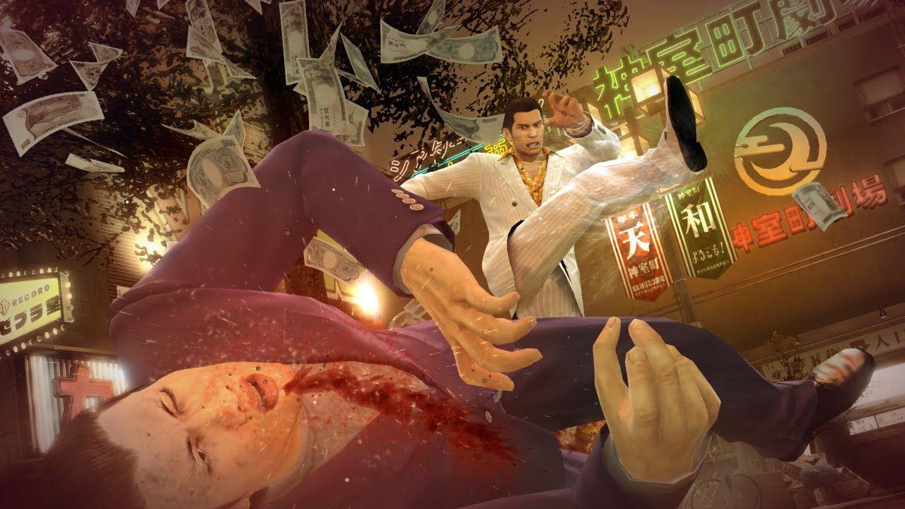 Yakuza Zero: un trailer esteso per la storia