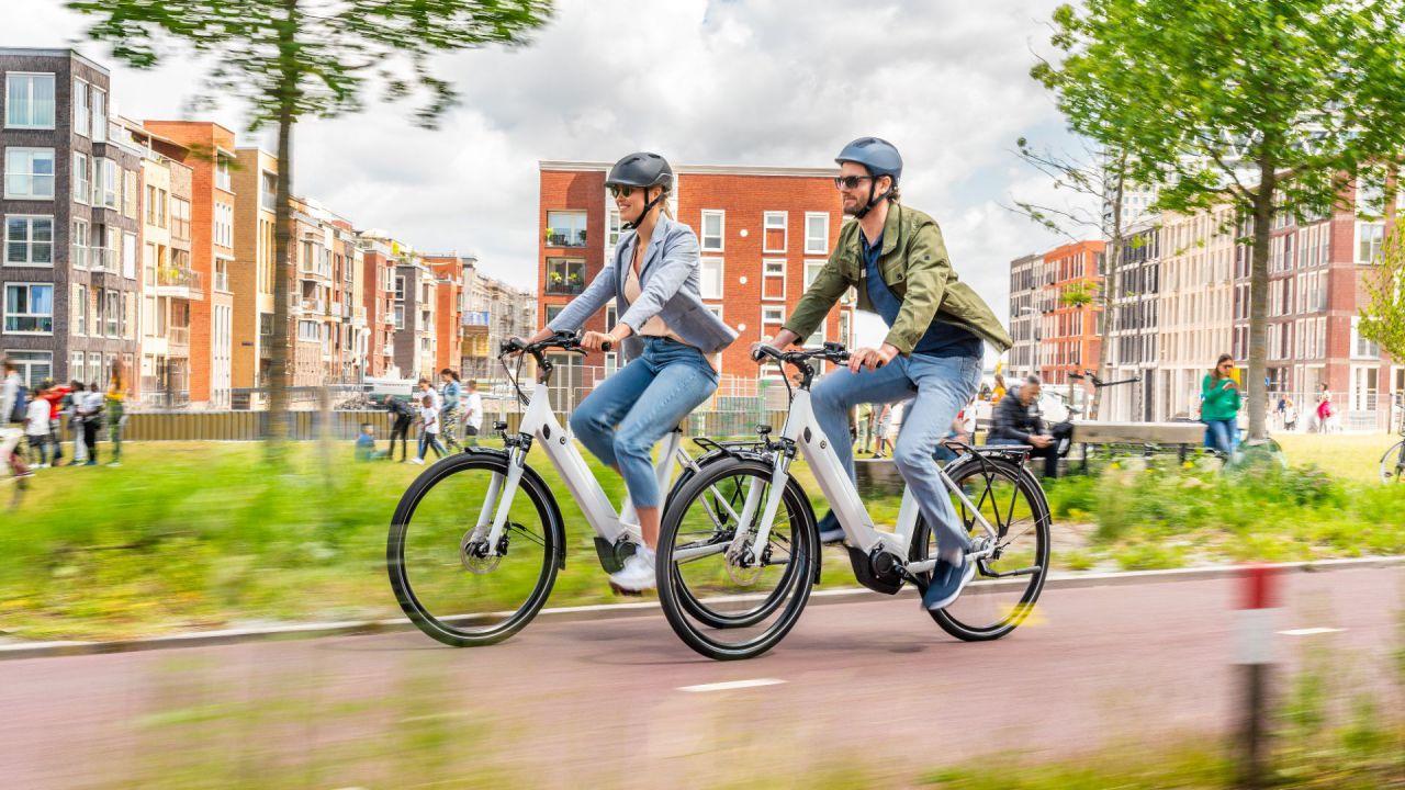 Yamaha presenta il motore per bici elettriche PW-CE: relax quotidiano