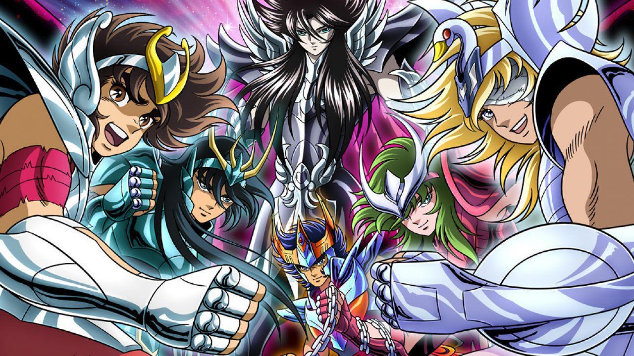 Yamato Video rilascia dettagli sul box DVD de I Cavalieri dello Zodiaco: I Capitoli di Ade