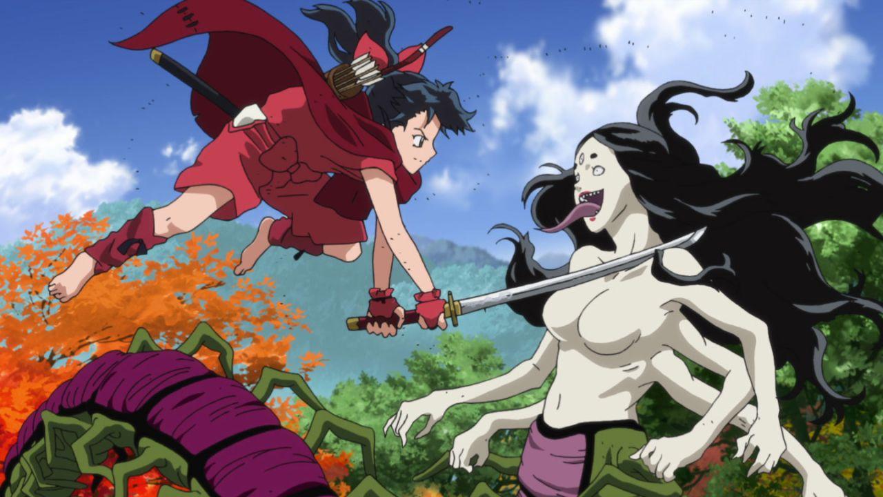 Yashahime: la protagonista ha padroneggiato una delle tecniche più potenti di suo padre