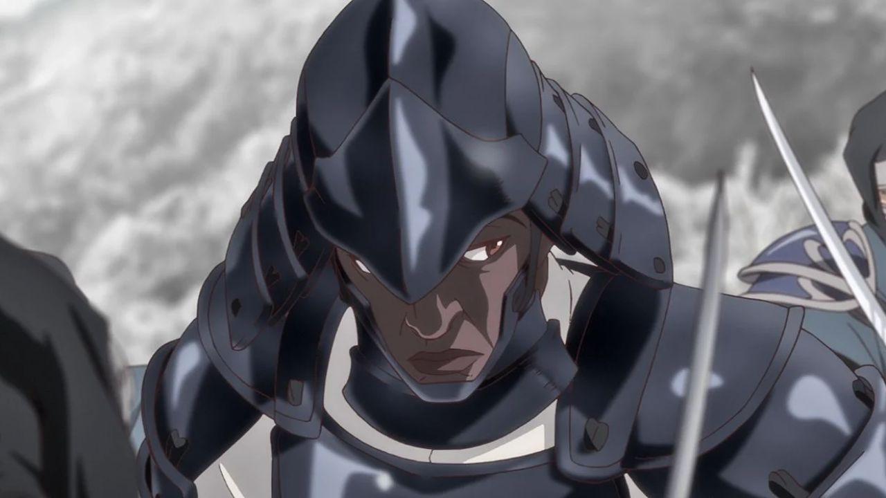 Yasuke: esplode sui social una polemica a causa del colore della pelle del protagonista
