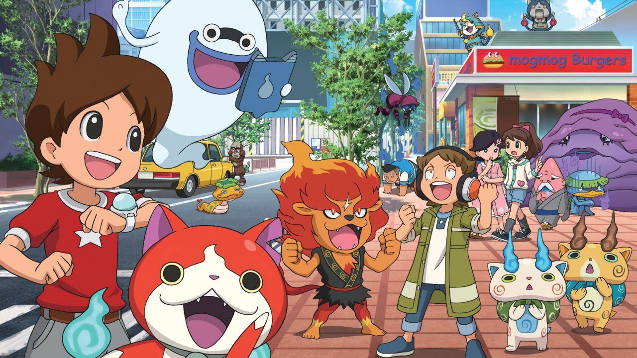 Yo-kai Watch 3 è il gioco più venduto di questa settimana in Giappone