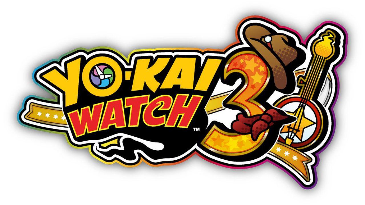 Yo-Kai Watch 3 per Nintendo 3DS verrà pubblicato in Europa quest'inverno