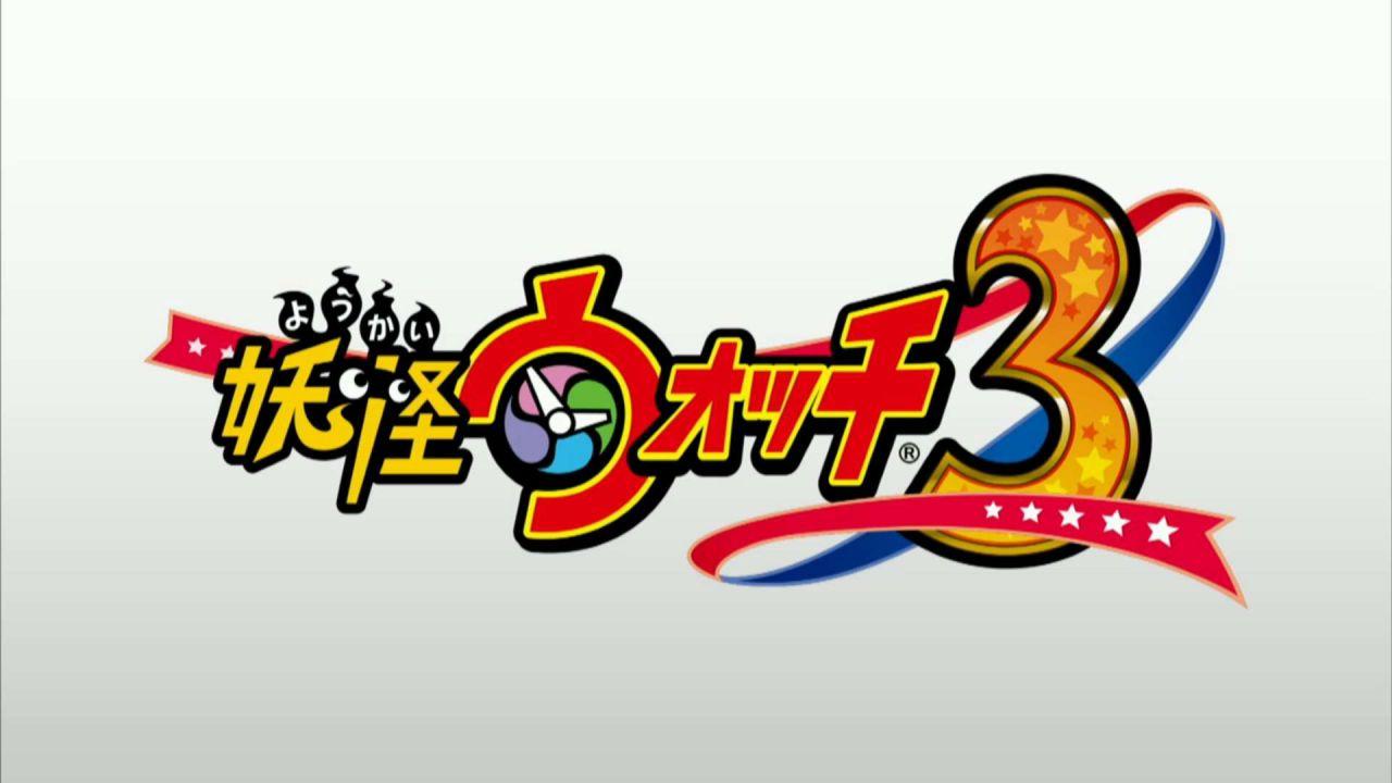 Yokai Watch 3 è il gioco più venduto della settimana in Giappone