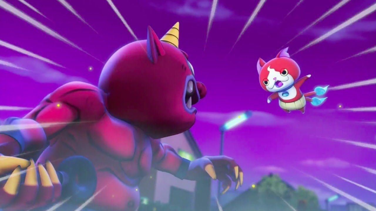 Yokai Watch Busters Moon Rabbit Team annunciato per Nintendo 3DS