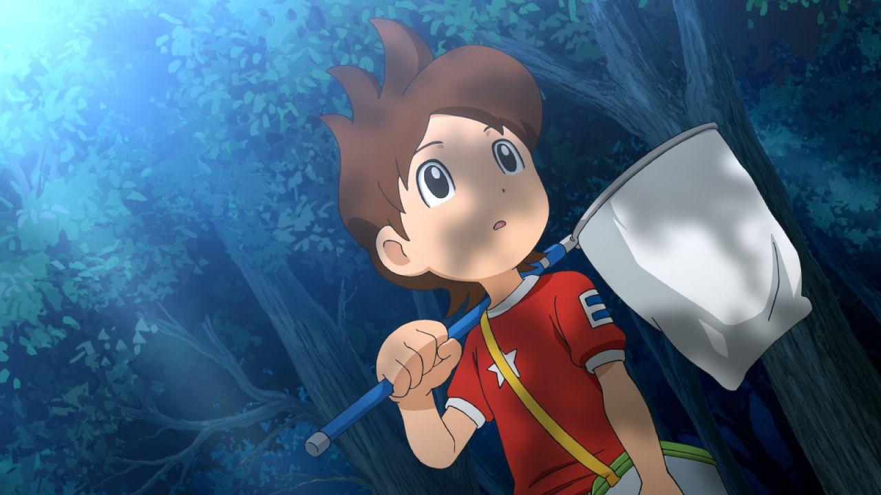 Yokai Watch per Nintendo 3DS arriverà in Italia a fine aprile