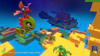 Yooka-Laylee: disponibile la demo Toybox per i backer su PC