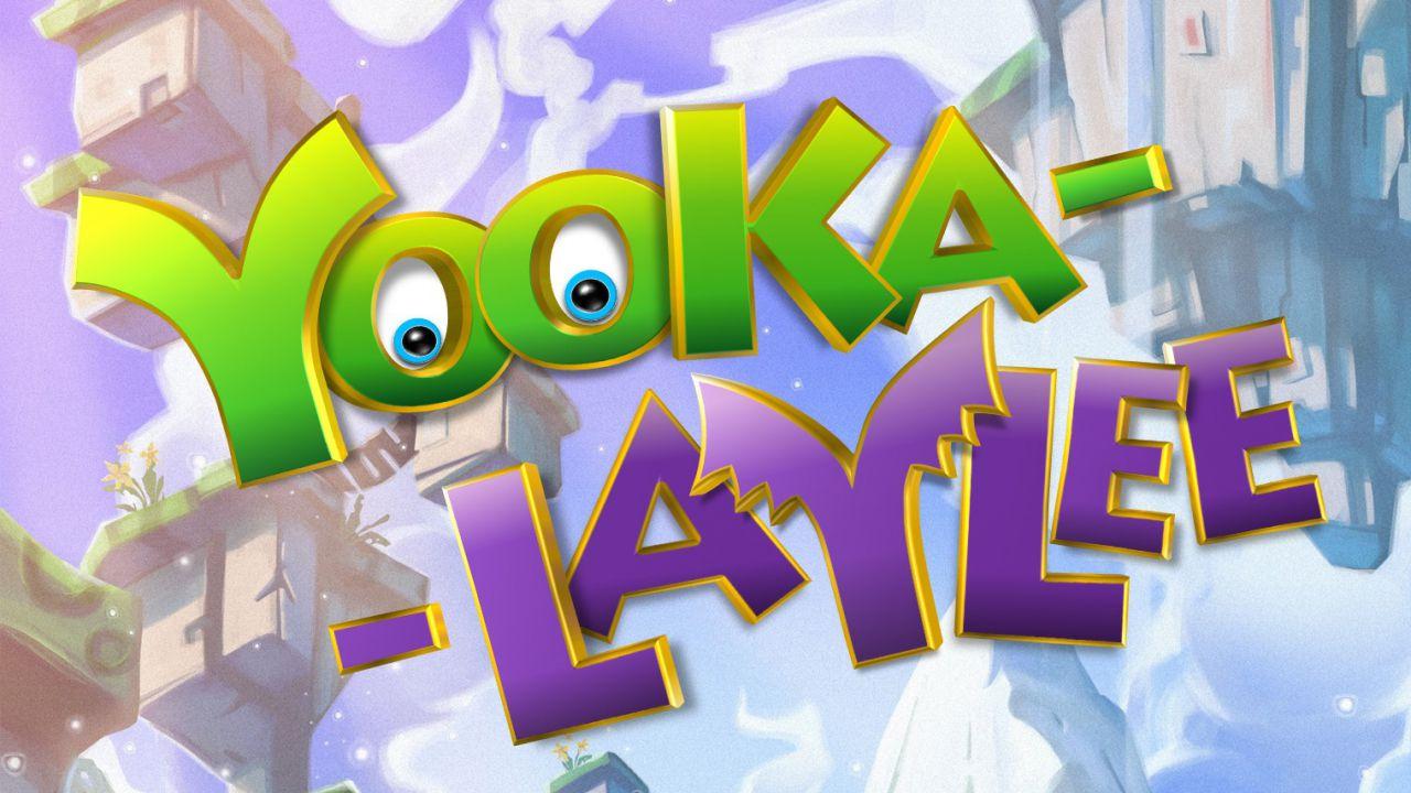 Yooka-Laylee sarà pubblicato dal Team 17, la società non esclude il lancio di una versione retail