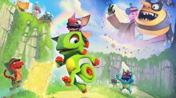 Yooka-Laylee si presenta alla Gamescom con un nuovo trailer
