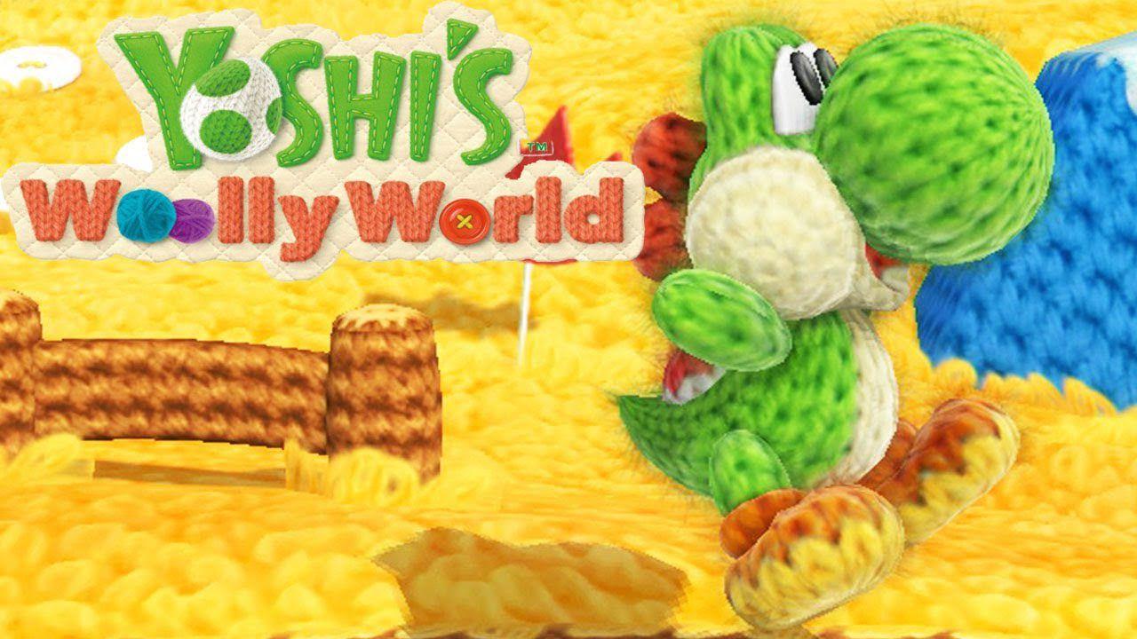 Yoshi's Woolly World giocato in diretta su Twitch alle 16:00