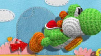 Yoshi's Woolly World: lungo video dal Nintendo Treehouse
