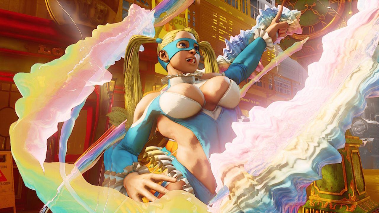 Yoshinori Ono conferma la censura di Rainbow Mika in Street Fighter V