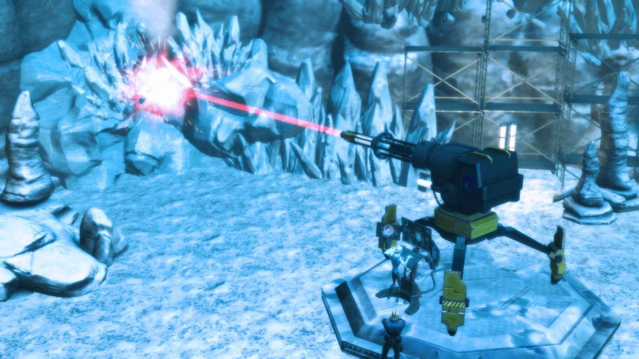 Young Justice: Legacy disponibile su PlayStation 3 e Xbox 360