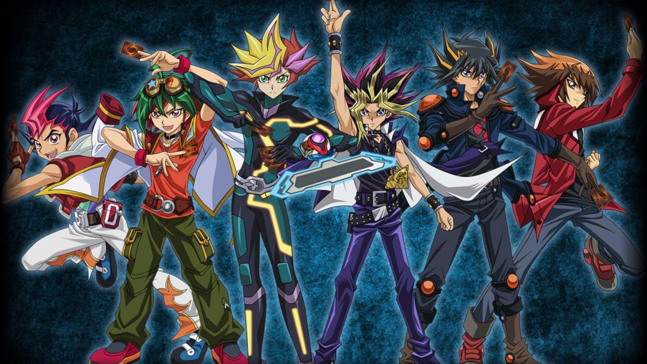 Yu-Gi-Oh: annunciato l'arrivo di una nuova serie animata!