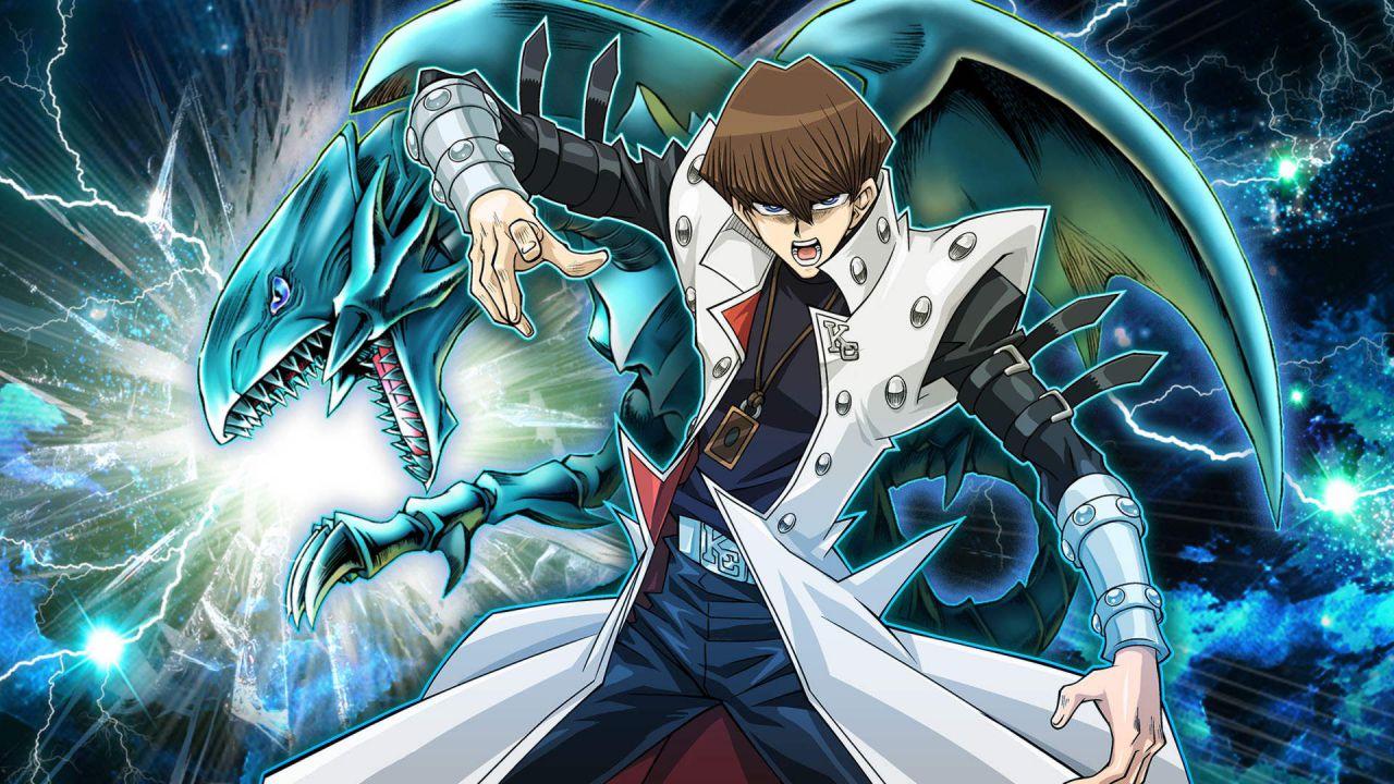 Yu-Gi-Oh!: il Drago Bianco Occhi Blu prende vita in un terrificante modello 3D