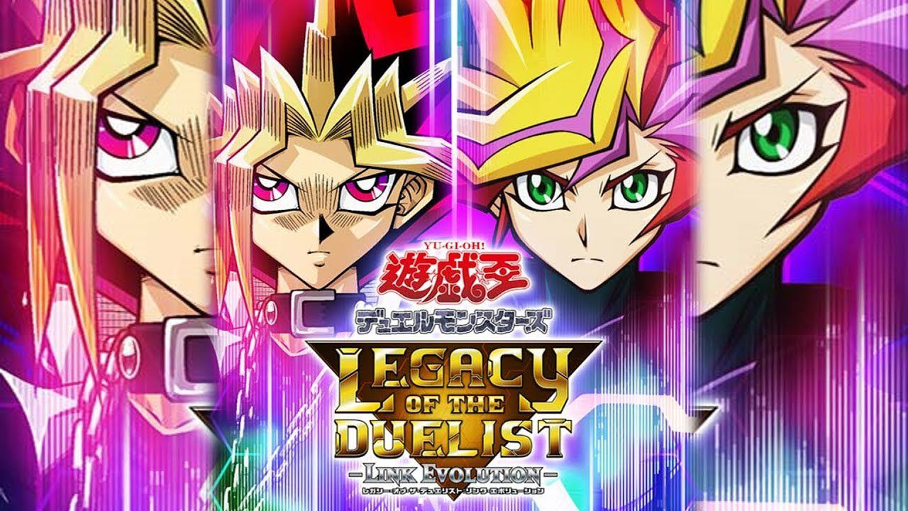 Yu-Gi-Oh Legacy of the Duelist Link Evolution arriva questo mese su PS4, Xbox e PC