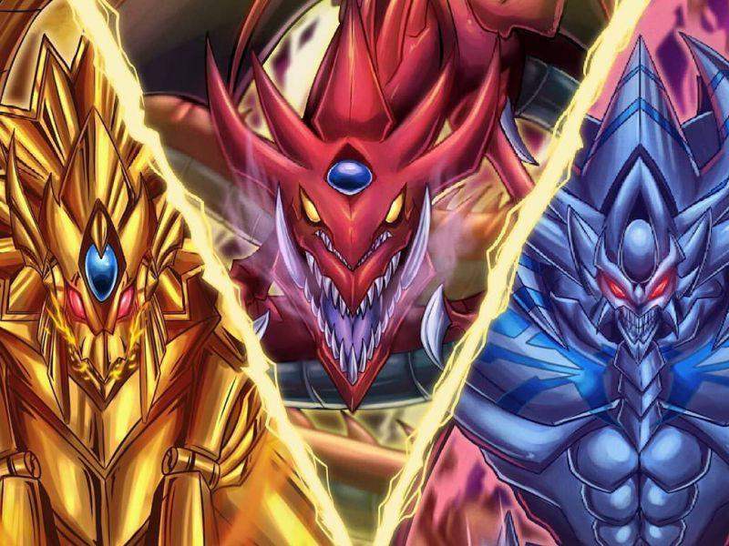 Yu-Gi-Oh!: di nuovo disponibili i meravigliosi Funko Pop di Slifer e Obelisco del Tiranno