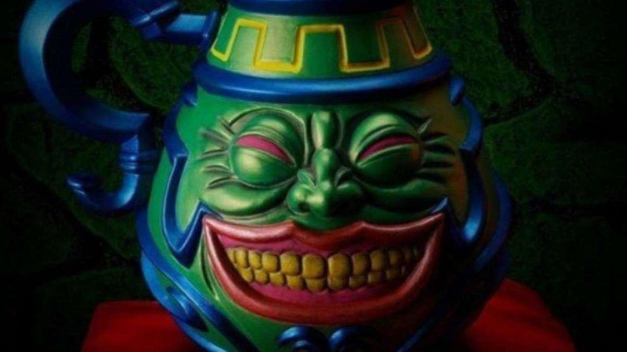 Yu-Gi-Oh!: il nuovo merchandise vi permette di dissetarvi con l'Anfora dell'Avidità!