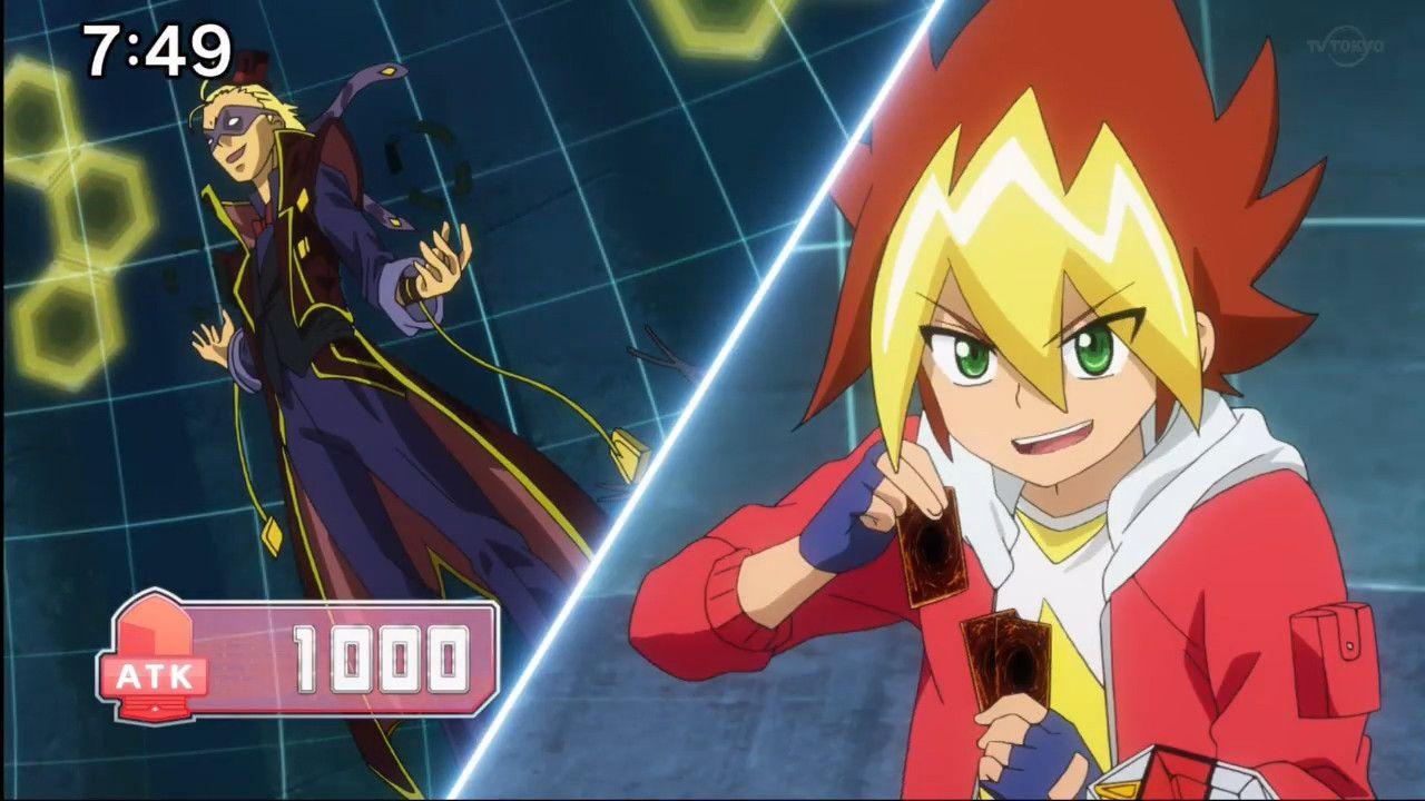 Yu-Gi-Oh! SEVENS: debutta la nuova regola del Rush Duel