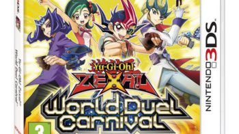Yu-Gi-Oh! Zexal World Duel Carnival, nuovo trailer