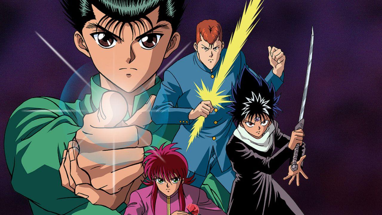 Yu degli Spettri diventa un live action, arriverà su Netflix