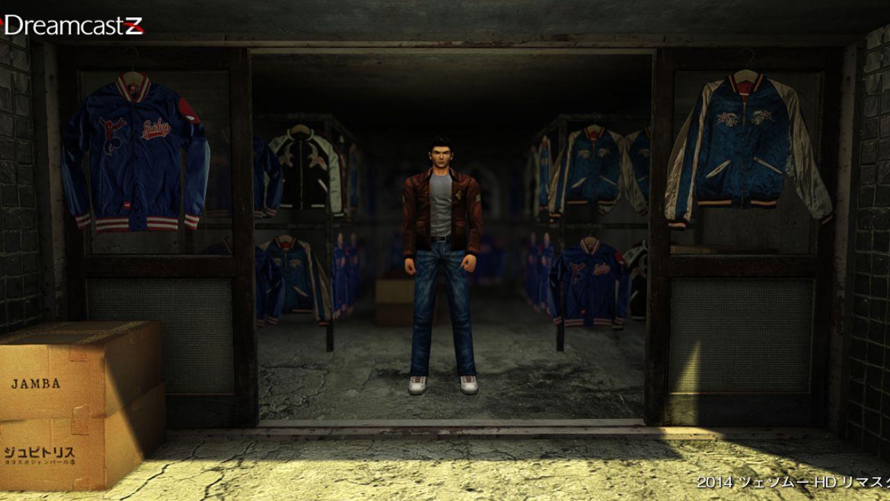 Yu Suzuki voleva Shenmue I e II su PS3 e Xbox360