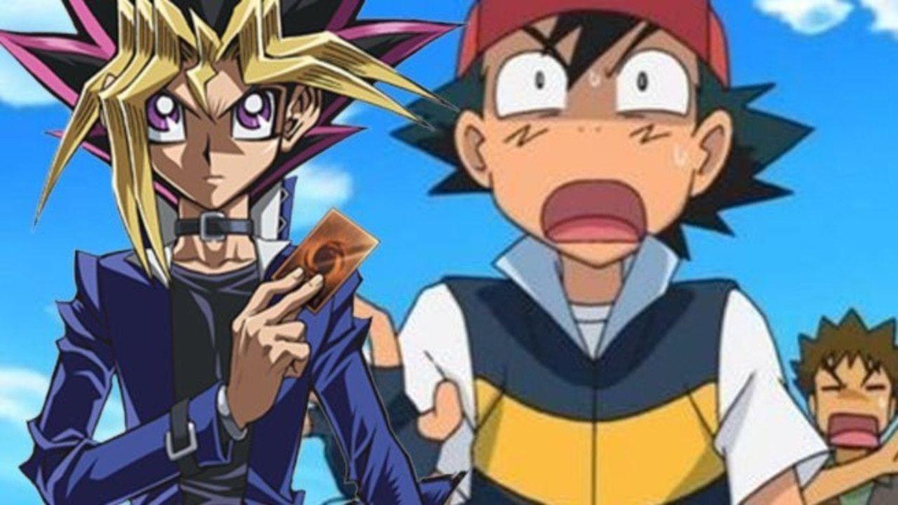Yugi e Ash si incontrano in questo inquietante crossover tra Yu-Gi-Oh! e Pokémon