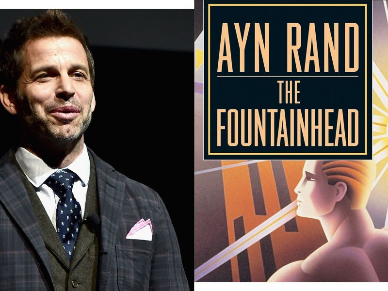 Zack Snyder: che fine ha fatto La fonte meravigliosa, il film annunciato anni fa?
