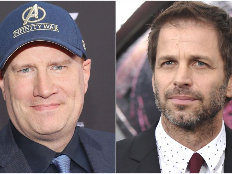 Zack Snyder si è incontrato con Kevin Feige per un futuro Marvel? Risponde il regista