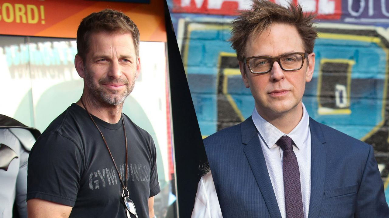 Zack Snyder coi Marvel Studios? James Gunn lo invita sul set di Guardiani della Galassia 3