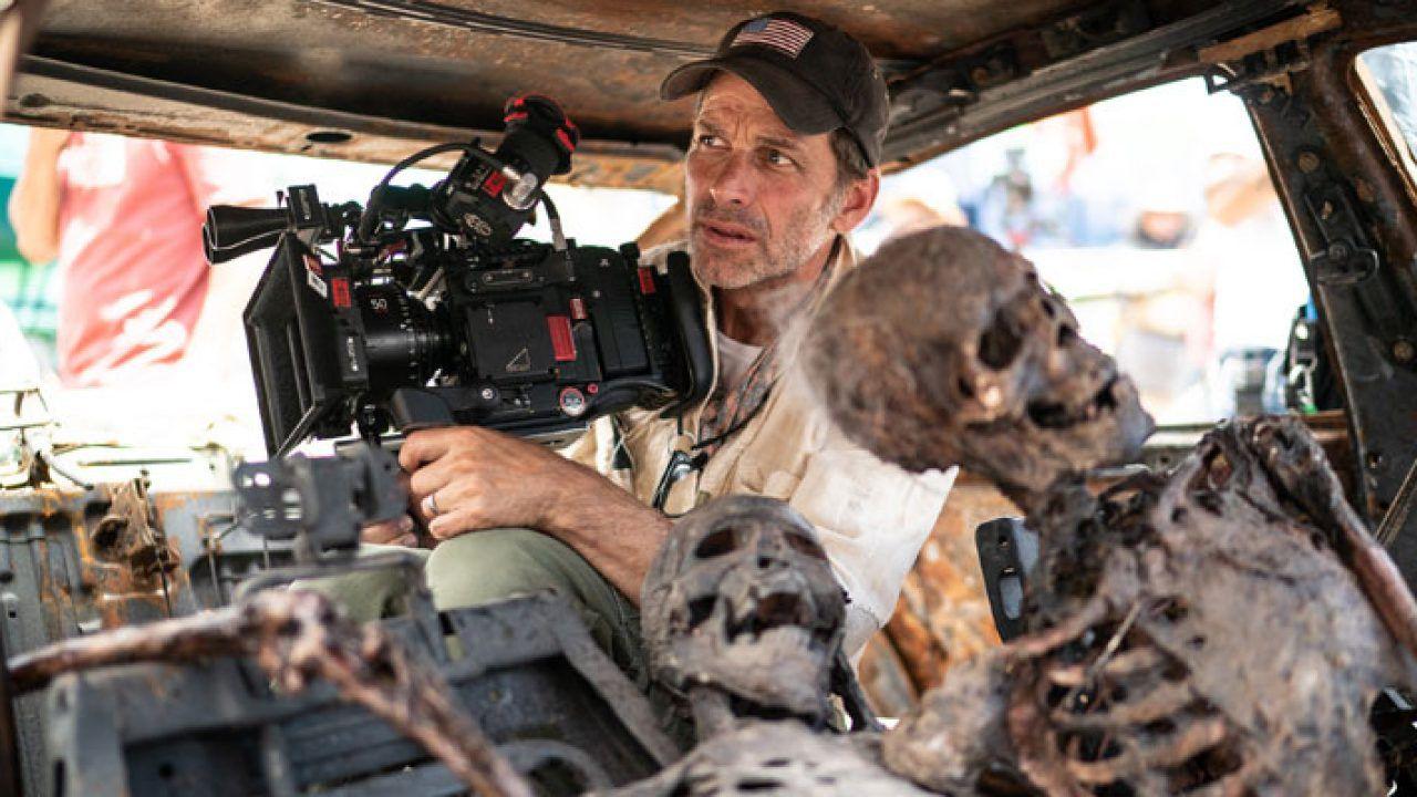 Zack Snyder, Netflix trasforma il suo nuovo film Army of the Dead in un franchise!