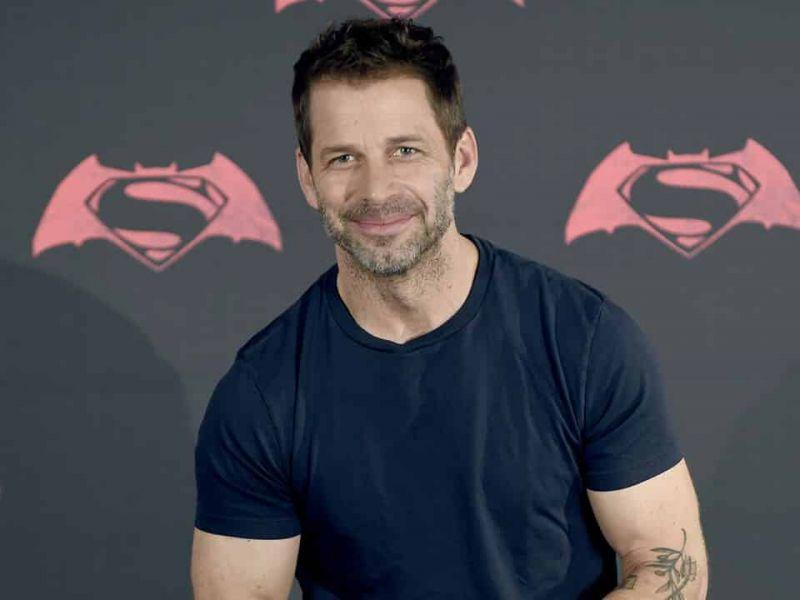 Zack Snyder riceverà il Valiant Award per la sua reazione al suicidio della figlia