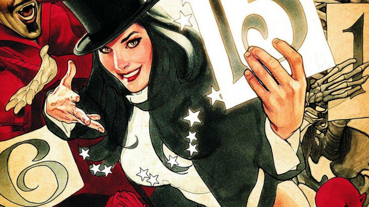 Zatanna: un rumor svela un film sulla maga DC Comics, sarà vero?