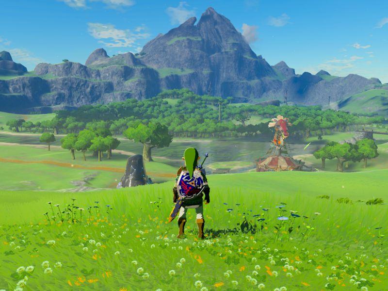 Zelda: Breath of the Wild è ancora più bello su PC grazie a questa mod