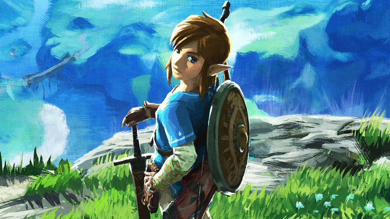 Zelda Breath of the Wild: il capolavoro Nintendo festeggia 4 anni